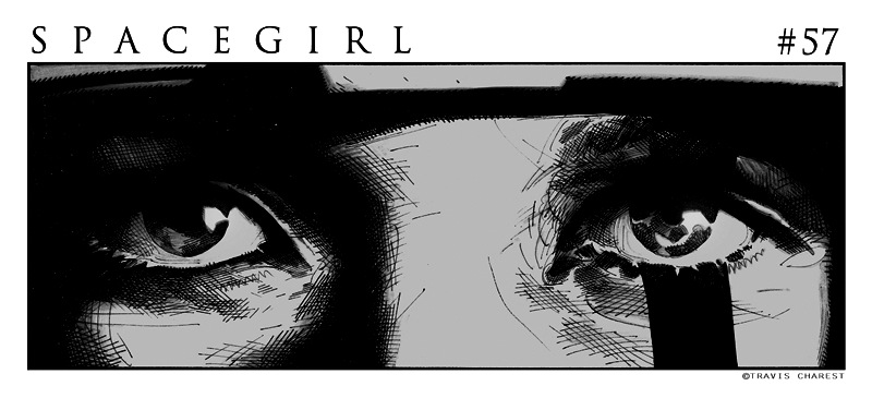 Shades of Gray: Space Girl Adventures, Part Fifteen