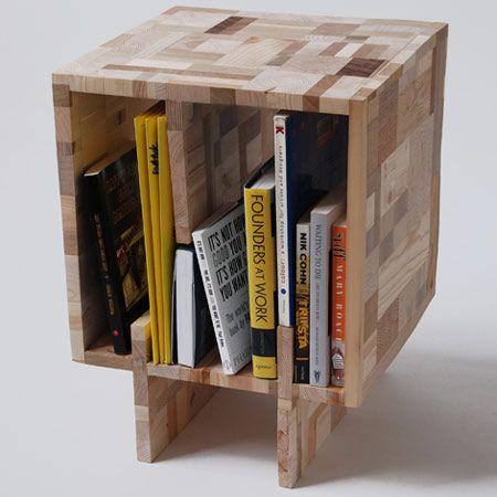 Muebles de madera reciclada dise o y ecolog a for Diseno de muebles de madera