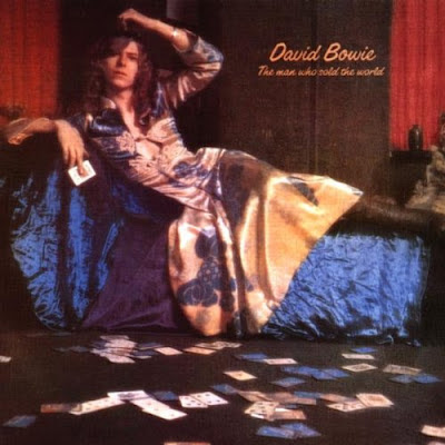 David Bowie - The Man Who Sold the World (1971) Portada