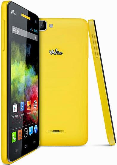 Wiko Rainbow Android Phone 5 inch Murah Rp 1 Jutaan