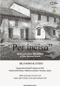 Per Inciso -Mostra personale di grafica di Rino Vincenzo Franzin