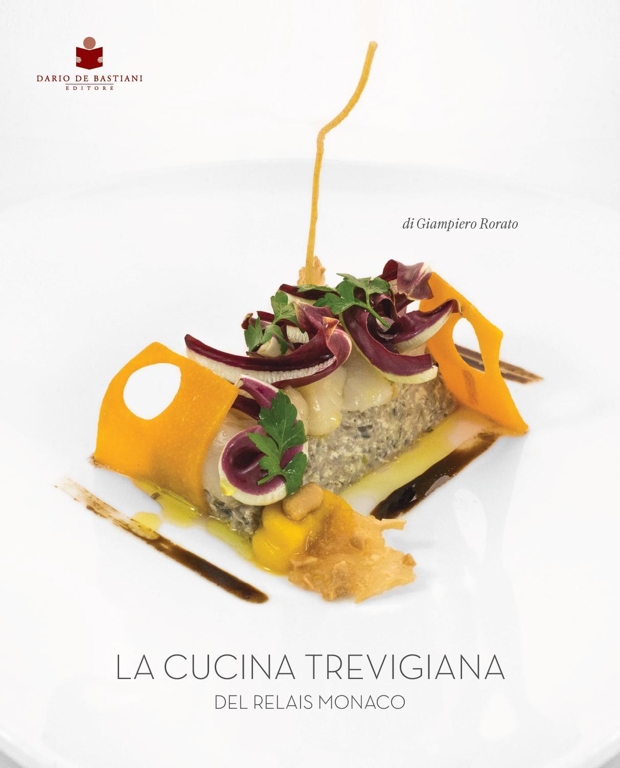 La cucina trevigiana del Relais Monaco