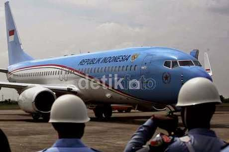 Wamenhan Sjafrie Akan 'Kawal' Joyflight Pesawat RI 1 Rabu Mendatang