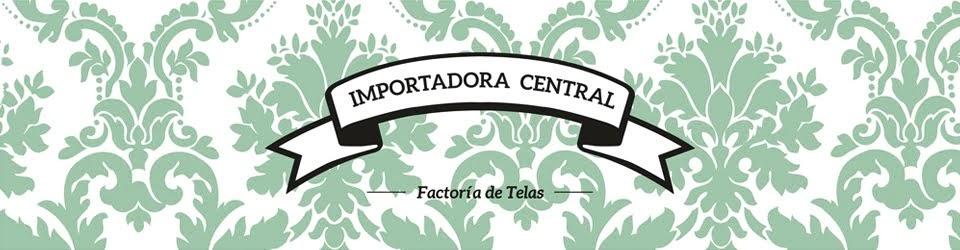 Importadora Central. Factoría de Telas