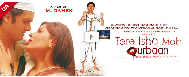 Tere Ishq Mein Qurbaan (2015) Hindi Movie Watch Online and Download mp4