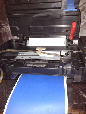 impresora canon pixma mp230 con sistema de tinta