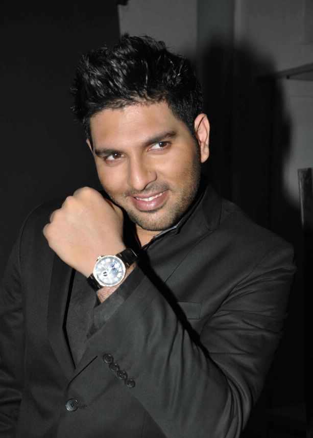 Yuvraj Singh new wallpapers photoshoot for Ulysse Nardin Watches    Yuvraj Singh Childhood Photos