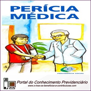 Auxílio-doença, perícia médica, encostado, encostar