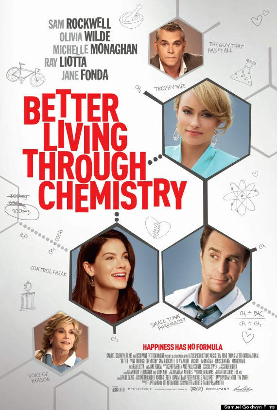 Se vive mejor con la química (Better Living Through Chemistry) (2014) [Latino]