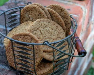 My favorite recipe for classic Molasses Cookies, ake them soft, chewy or crisp, your choice.