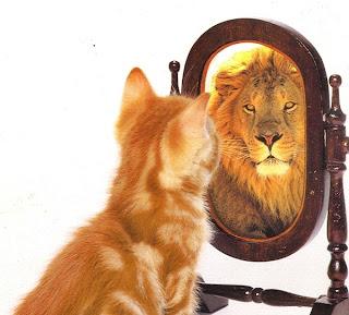 Gambaran untuk rasa percaya diri