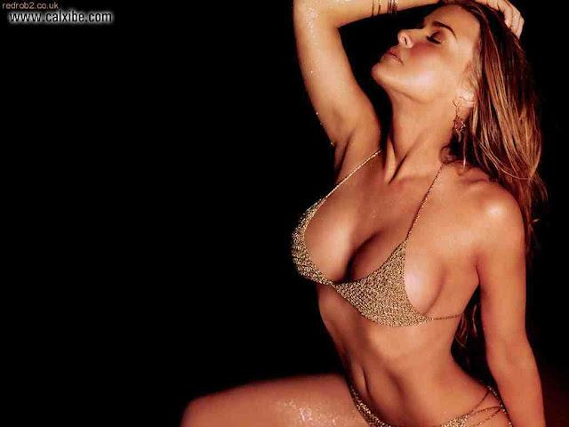 Super Model Carmen Elektra -Swimsuit Gallery