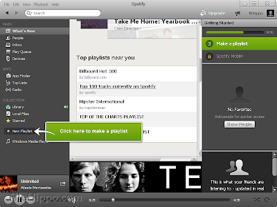 Spotify 0.9.1.57 Free Download