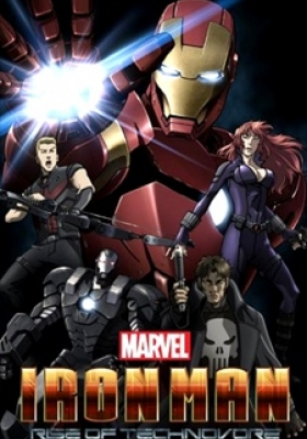 Iron Man: Rise of Technovore (Dub)