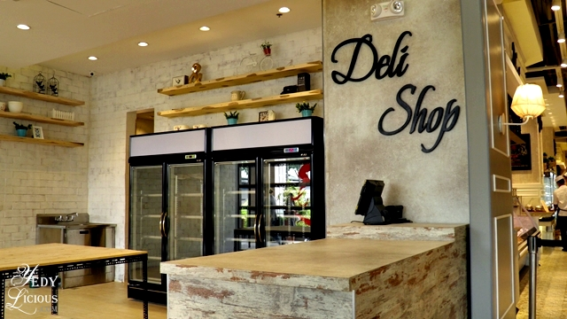 Soon to ope Deli Shop at Four Seasons Cubao