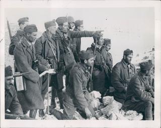 Greco-Italian War 1940 -1941