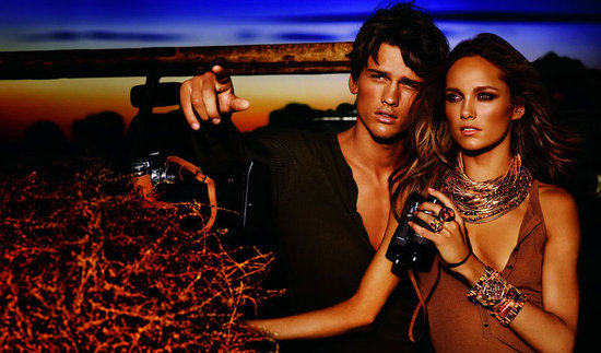 Michael Kors sprign 2012 ad campaign