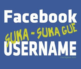 Mengetahui Username dan ID FB