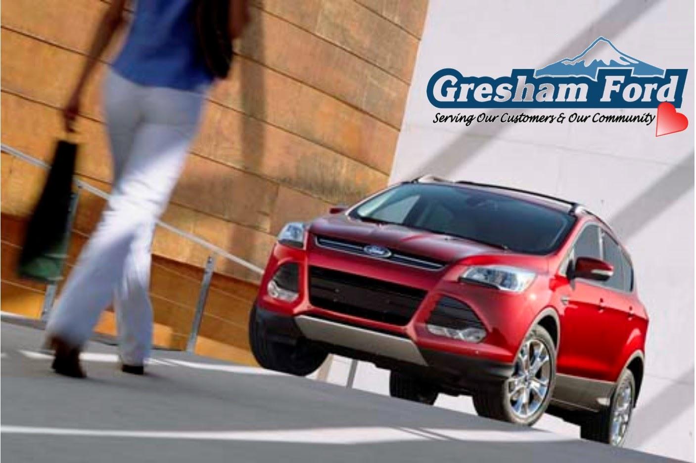 gresham ford your oregon ford dealership 2015 ford escape review new technology. Black Bedroom Furniture Sets. Home Design Ideas