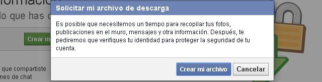 Como descargar y guardar todas las fotos subidas a la red Facebook