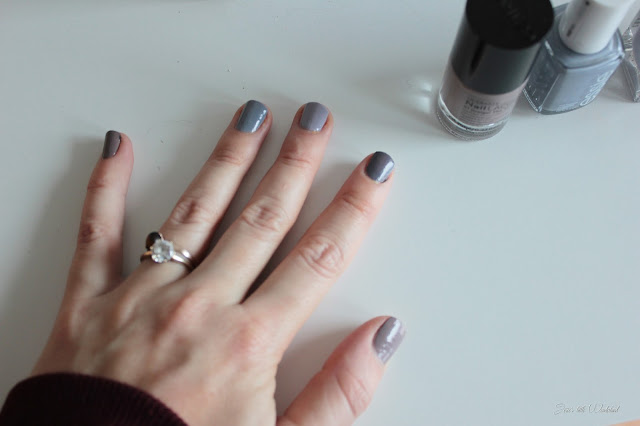 5 shades of grey - nails, grey, grau, nagellack, beauty, catrice, essie, trend it up, kaviar gauche