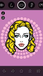 Kartun Wajah Di iPhone iPad