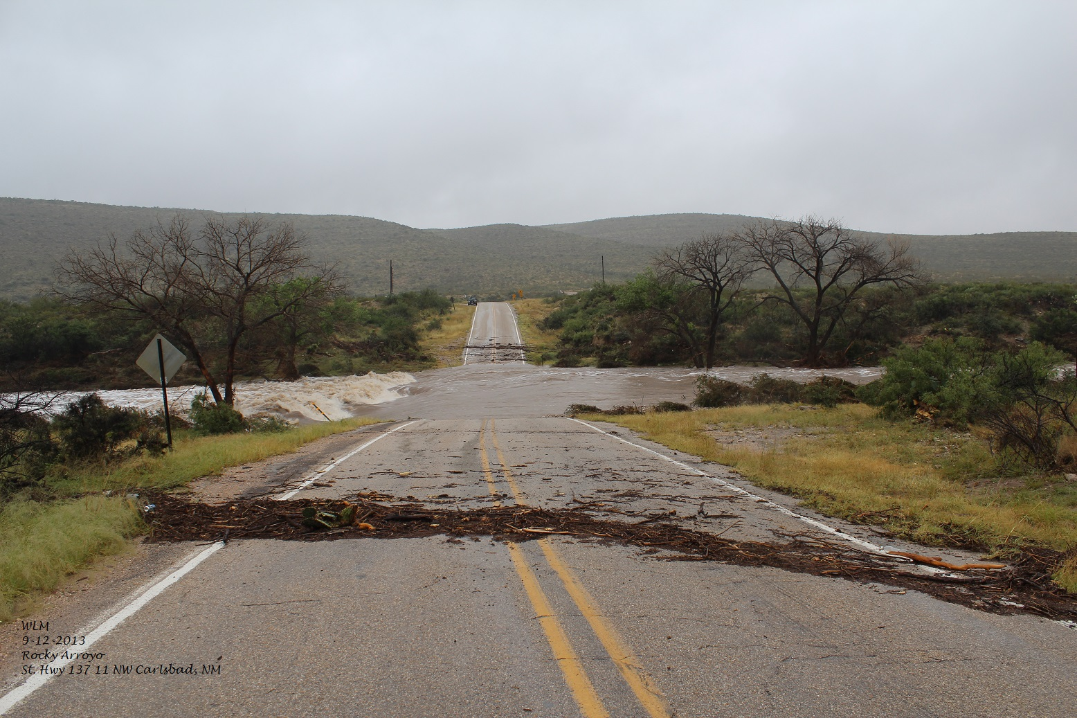 New mexico eddy county - St Hwy 137 11 Miles Northwest Of Carlsbad Nm