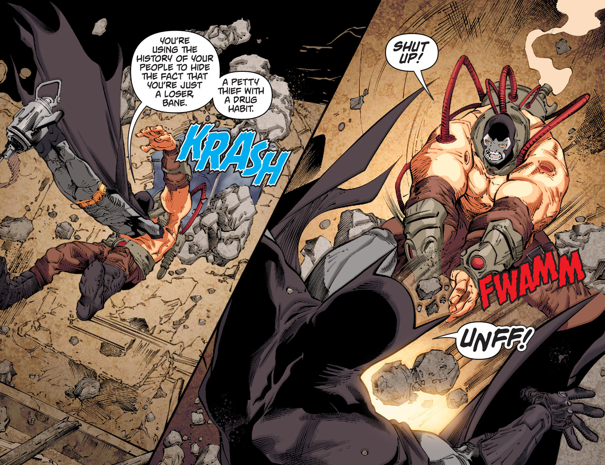 Batman: Arkham Knight [I] Issue #18 #20 - English 9