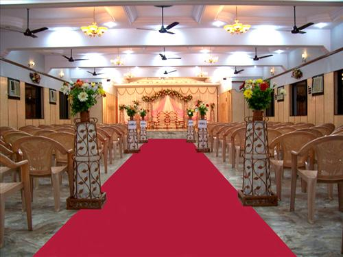 Modern wedding hall decoration 2016 interior design ideas for Wedding interior decoration images