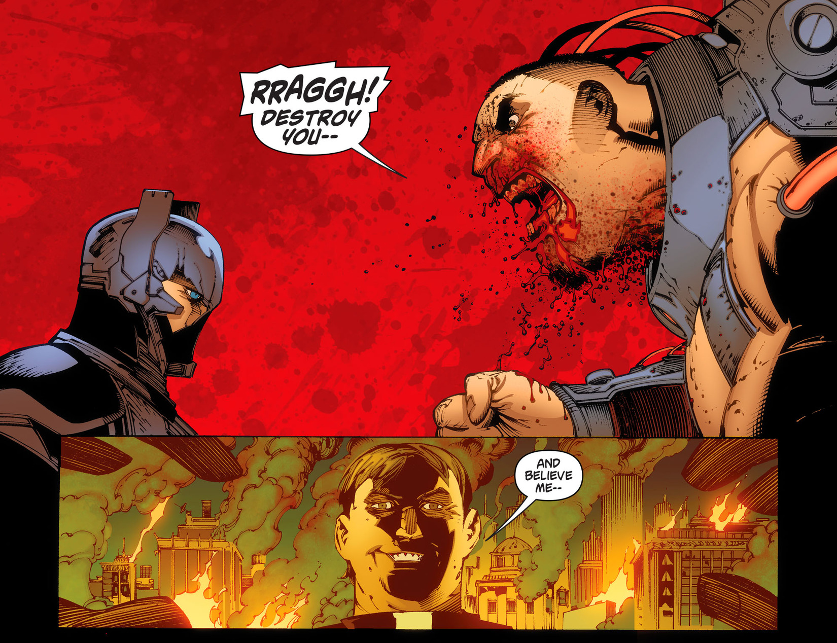 Batman: Arkham Knight [I] Issue #38 #40 - English 11