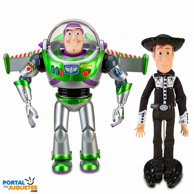 muñecos woody buzz edicion limitada