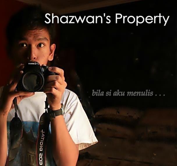 Shazwan's Property