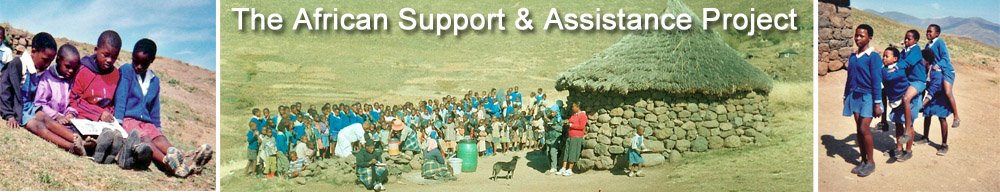The African Support and Assistance Project