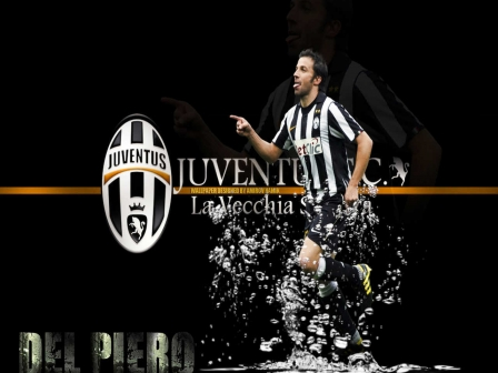 All Football Players: Alessandro Del Piero HD Wallpapers 2012