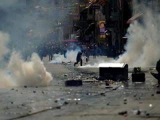 Neredi u turskoj