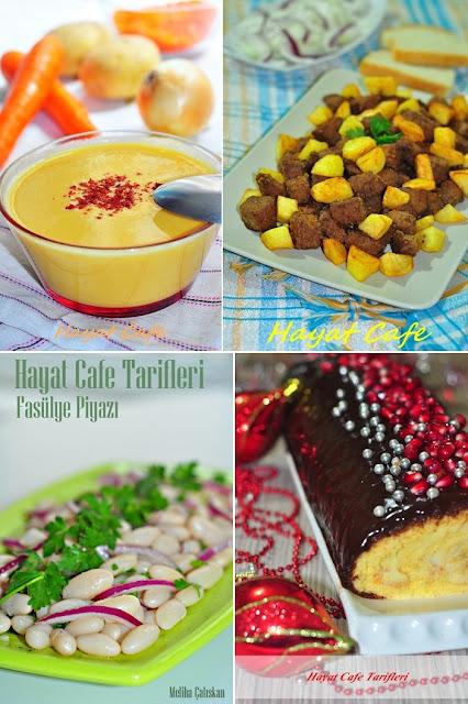 Ramazan Iftar Menüleri Hayat Cafe Kolay Yemek Tarifleri