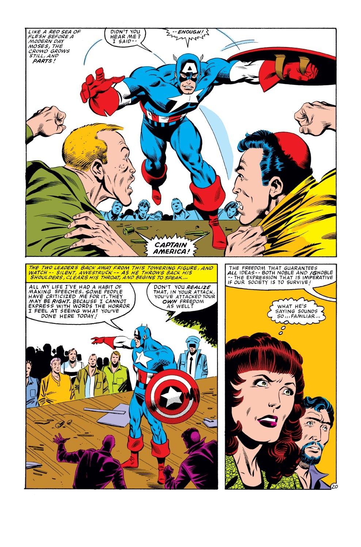 Captain America (1968) Issue #275 #191 - English 21