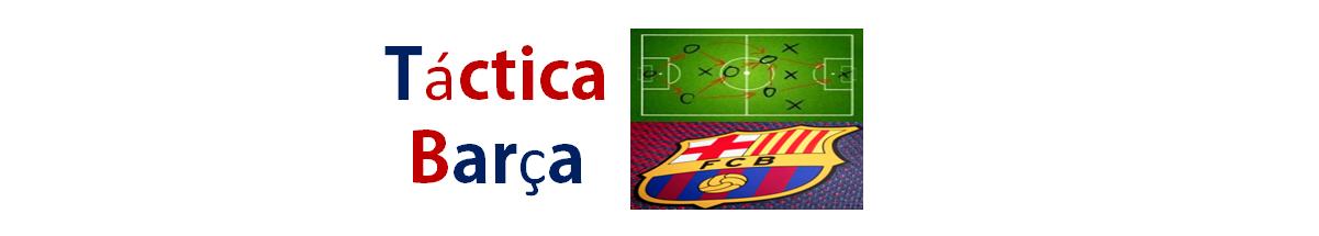 Táctica Barça
