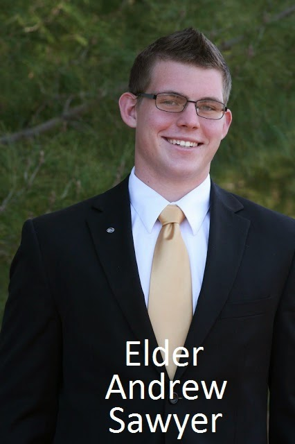 Elder Andrew Sawyer