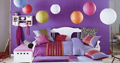 Bedroom decorating tip for teen