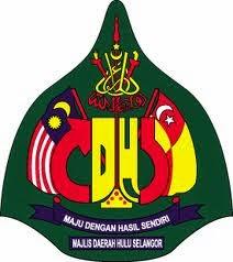 Jawatan Kerja Kosong Majlis Daerah Hulu Selangor (MDHS) logo www.ohjob.info