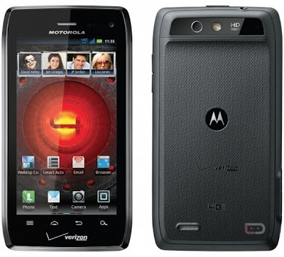 Motorola DROID 4 specifications and images leaked