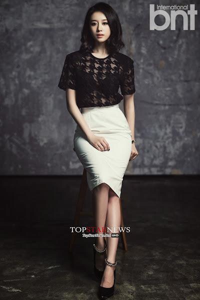 Jiyeon bnt International T-ara