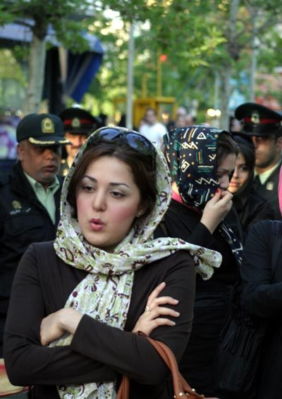 women in iran:
