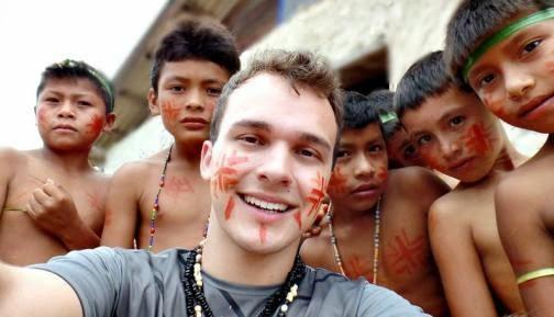 Comunidade Indígena Raposa Serra do Sol recebe jovens missionários