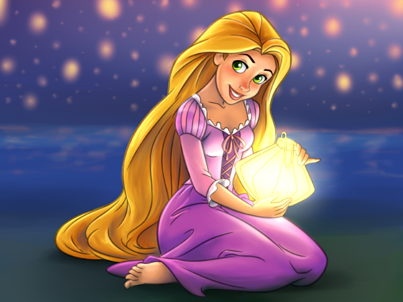 tangled story with pictures pdf