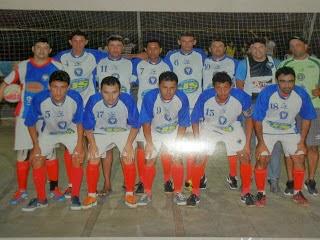 Campeão Munic. Futsal/2013.