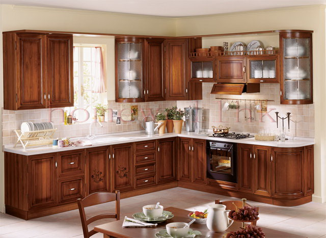 Beau Wooden Kitchen Furniture Designs Ideas.