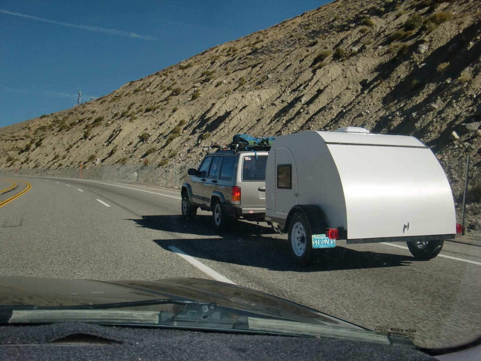 Simple Trailer Camping On Pinterest  Tiffin Motor Homes Travel Trailer Tips