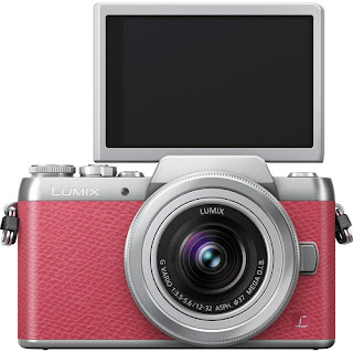Panasonic DMC-GF7KP Mirrorless Digital Camera
